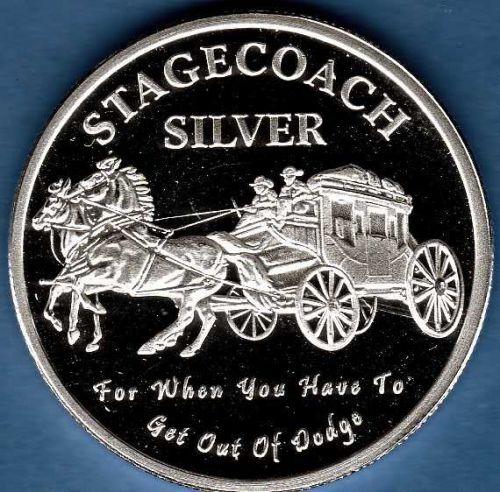 Silver 1 oz Round Bullion
