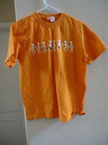 Skeleton rock band t-shirt