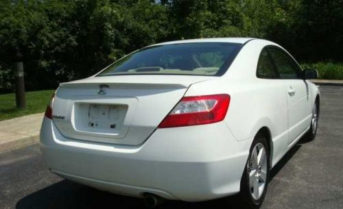 I have a 2006 Honda Civic EX for sale