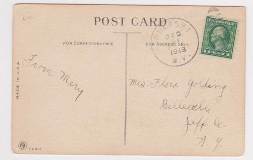 New Year or New Years early 1900's Postcard #39