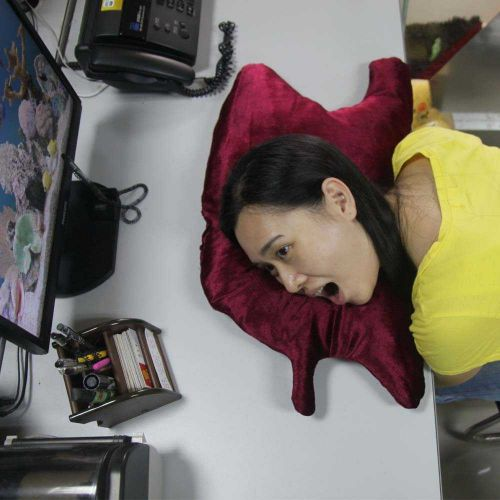Bloody Pillow