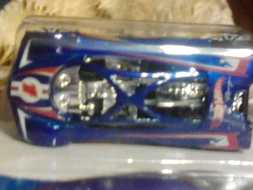 2014 Hot WheelS Sling Shot Missing Windows Error R@RE VHTF Moc!