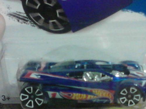 2014 Hot WheelS Sling Shot Missing Windows Error R@RE VHTF Moc!