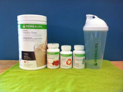 Herbalife Ultimate, Advanced, and Quick Start Programs