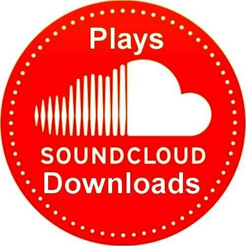 High Quality 1000 SOUNDCLOUD Downloads or Video Plays, Guaranted