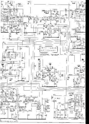Ferguson TX98B Service Schematics by download #155151