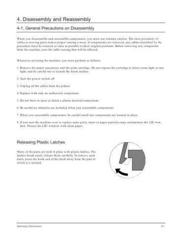 Samsung ML 6050 XSAAU065106 Manual by download #164509