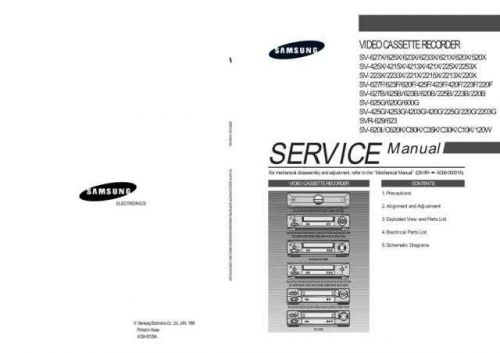 MODEL 026 1 Service Information by download #123531
