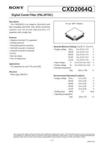 MODEL CXD2064 Service Information by download #124059