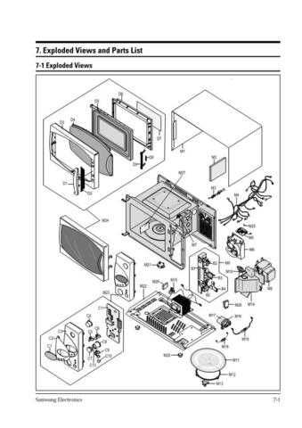 Samsung M1974R BWTSMSC110 Manual by download #164360