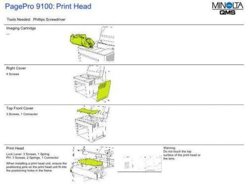 MINOLTA ph Service Manual by download #138292