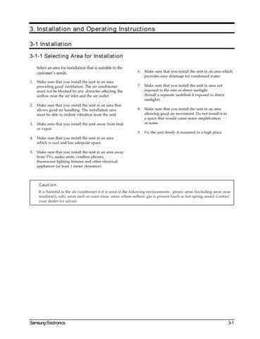 Samsung AW0519 XAA10029105 Manual by download #163695