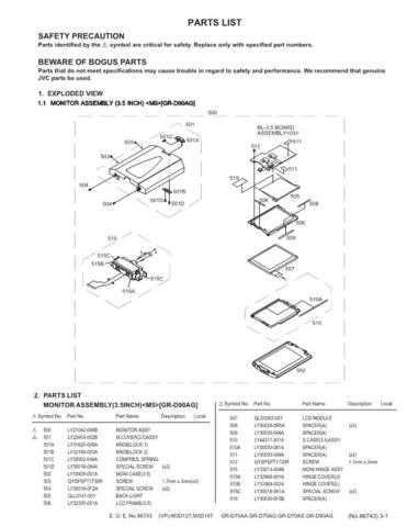 86743par Service Schematics by download #130079
