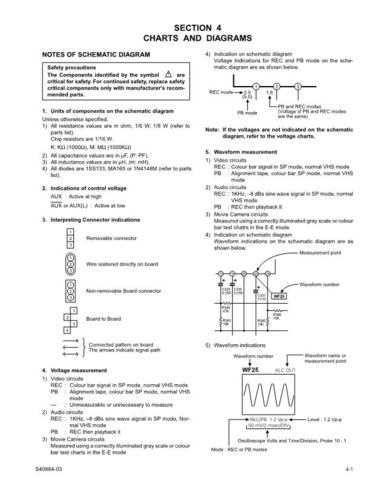 JVC GR-SXM330sch Service Schematics by download #155830