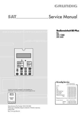 Grundig 030 6000 Manual by download Mauritron #185317