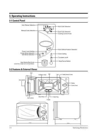 Samsung CE2974R BWTSMSC105 Manual by download #163880