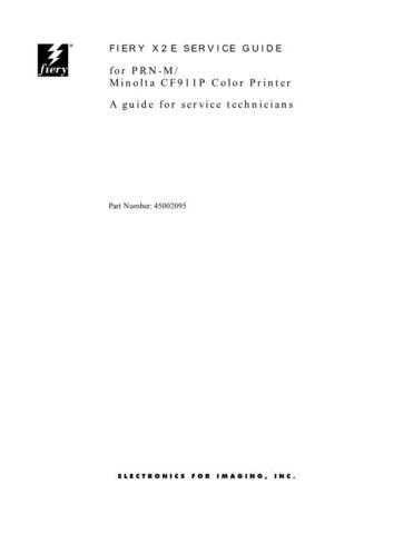 Minolta 911X2ESG Service Schematics by download #137441