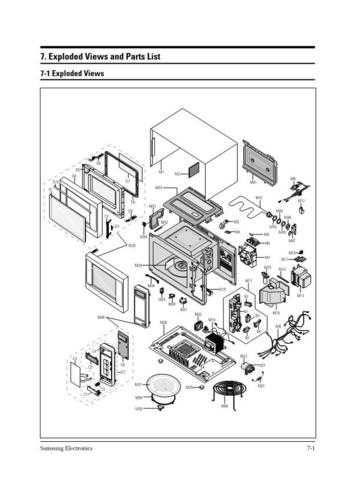Samsung MG7980W XAO31002110 Manual by download #164473