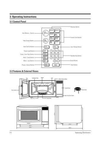 Samsung MG7980W XAO31002105 Manual by download #164469