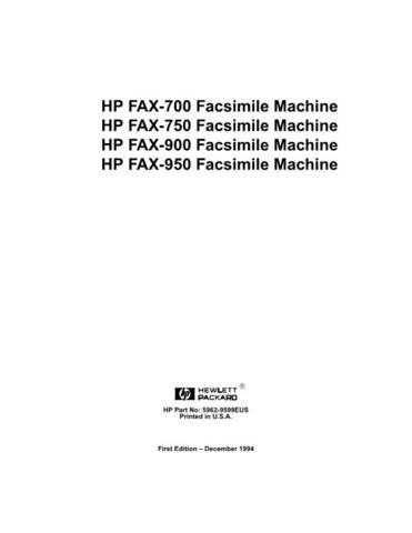Hewlett Packard 20950 20- 20 20 Service Manual by download #155209