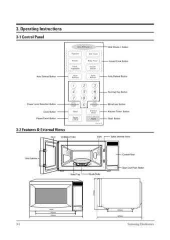 Samsung MW7490W XAC51614105 Manual by download #164815