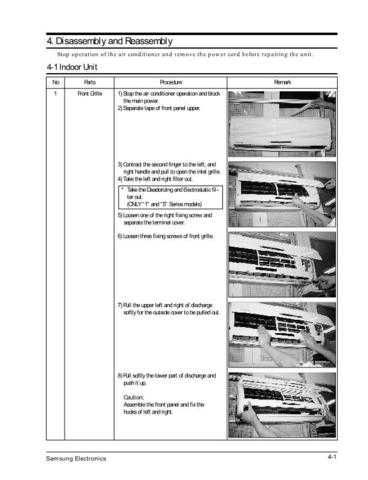 Samsung AQV12F2VE BOLPAN106 Manual by download #163621