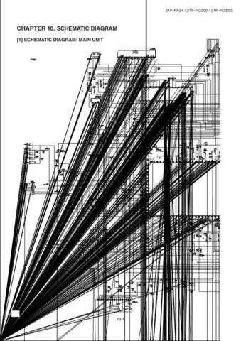 Sharp 625 SCHEMATIC Manual by download #178750