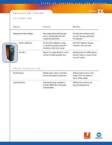 Minolta CALIBRAT Service Schematics by download #137463