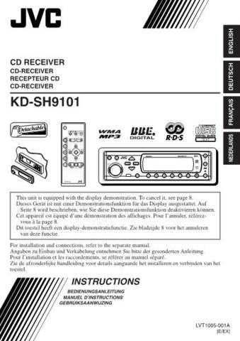 JVC 49841IFR Service Schematics by download #121526