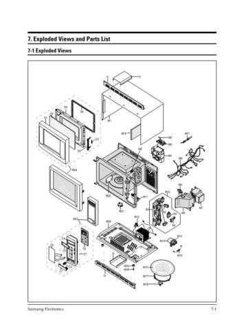 Samsung MR5491G XAA10029110 Manual by download #164699