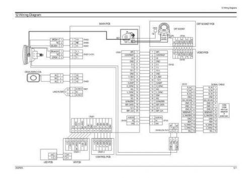 Samsung CKG7507LXX XAC31001115 Manual by download #164106