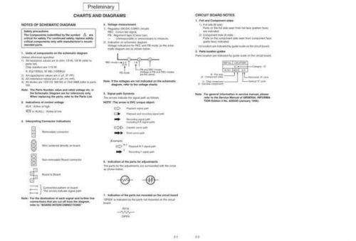 JVC DR-MV1 schem Service Schematics by download #155502