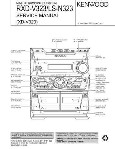 B51-5557-00 Service Schematics by download #130251