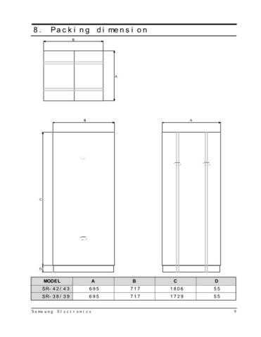 Samsung B38AMCSWHN BELBR056111 Manual by download #163770