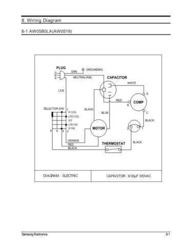 Samsung AW0519 XAA10029115 Manual by download #163700