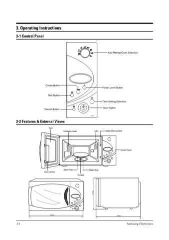 Samsung CE2774R BWTSMSC105 Manual by download #163861