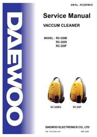 Daewoo RC-200-EF1 Manual by download #168990