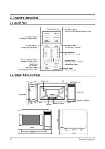 Samsung MR7491G XAA10029105 Manual by download #164705