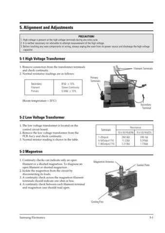 Samsung MW5694W XAC31001107 Manual by download #164777