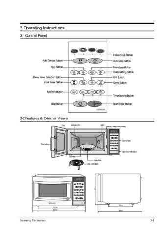 Samsung CE745GR SBTW SMSC105 Manual by download #163890