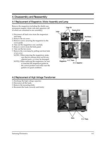 Samsung MW5780H XAA10029106 Manual by download #164786
