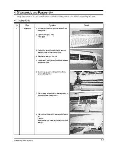 Samsung AM18A1E2 XSSSG061106 Manual by download #163544