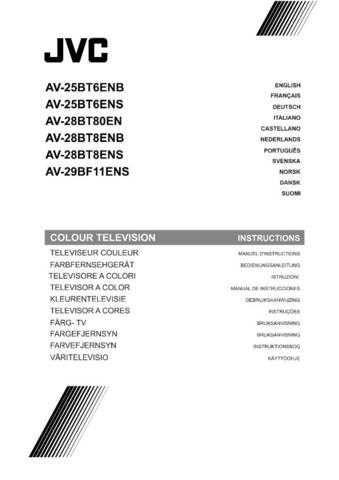 JVC 52057IEN Service Schematics by download #122317