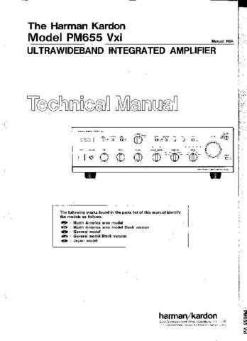 HARMAN KARDON L25 PRIMA TS Service Manual by download #142628