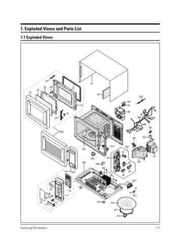 Samsung MW7695G XAXMX032110 Manual by download #164849
