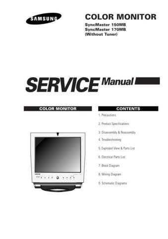Samsung ML-1650 XAA0000051600E04 Manual by download #164596