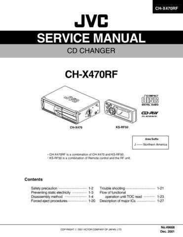 JVC C-N21102SCH Service Schematics by download #155483