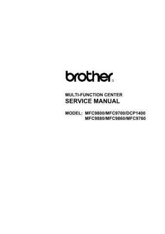Brother SM_ZLe FB Service Schematics by download #134653