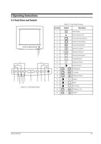 Samsung DP14LT7N INGIN050105 Manual by download #164199