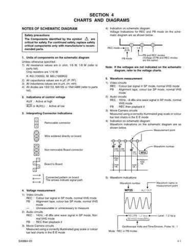 JVC GR-SXM340U schem Service Schematics by download #155833